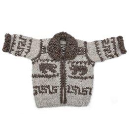 Infant child's Bear Sweater