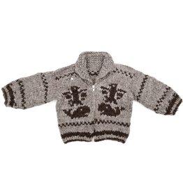 Childs Thunderbird / Orca Sweater