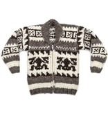 Child's Frog Cowichan Sweater