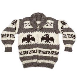 Medium Double Raven Sweater