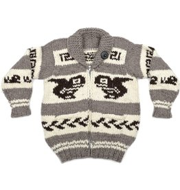 Small Double Orca Sweater