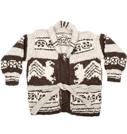 XXL Eagle Specialty Sweater with Belt