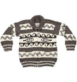 Medium Feather / Wave Sweater