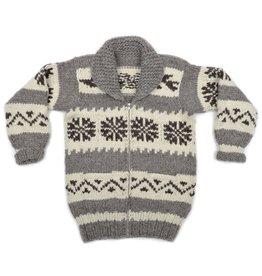 XS Snowflake Sweater