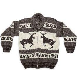 XL Sweater - Bucks design