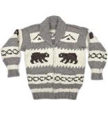 Bear Cowichan Sweater size L