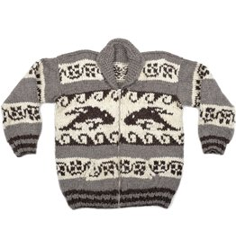 Large Orca / Wave Sweater