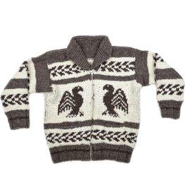 M/L Eagle / Orca Sweater