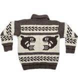 Eagle Orca Cowichan Sweater size M/L