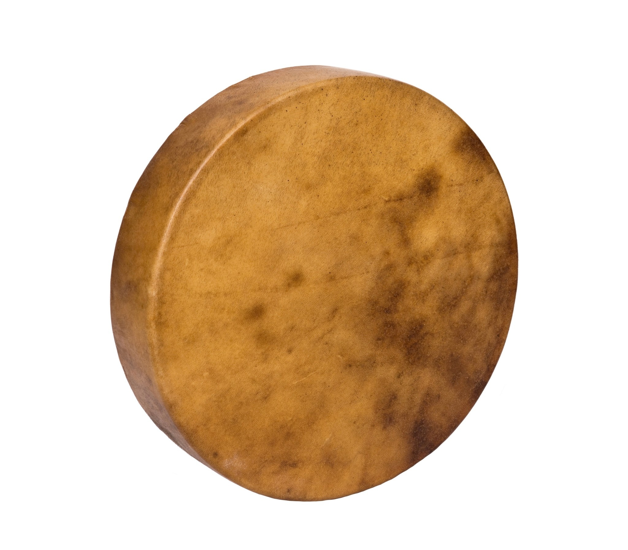 "14"" elk-hide drum"