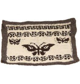 Butterfly Cowichan Lap Blanket