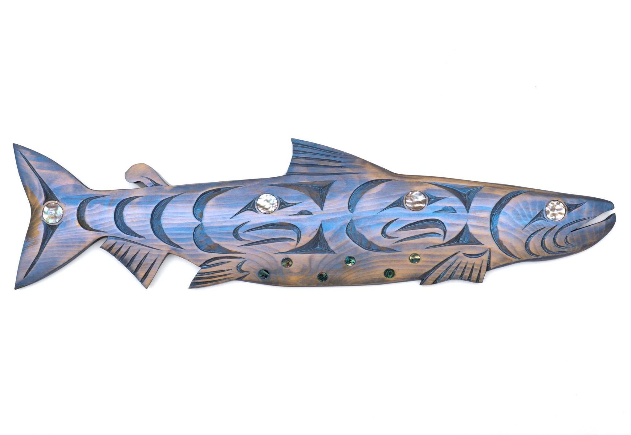 Salish Salmon  (Nanaimo)