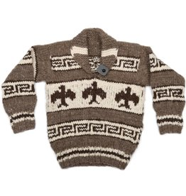 3 Eagles Youth's Cowichan Sweater