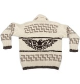 Small Thunderbird Cowichan Sweater