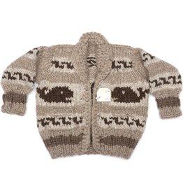 Orca Cowichan Knit Infant's Sweater