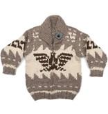 Thunderbird Child's Cowichan Sweater