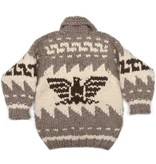 Thunderbird Child's Cowichan Sweater