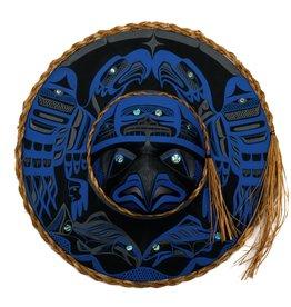 Eagles and Salmon Moon Mask