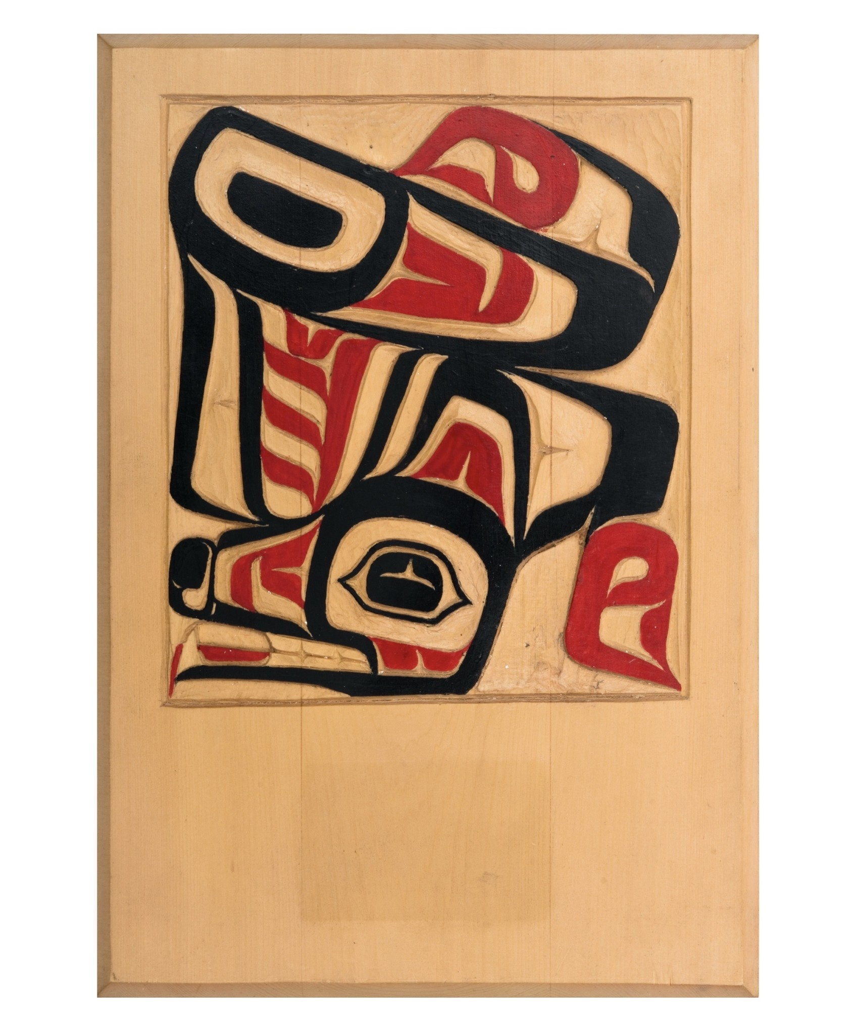 'Clans' Gitxsan Award or Trophy