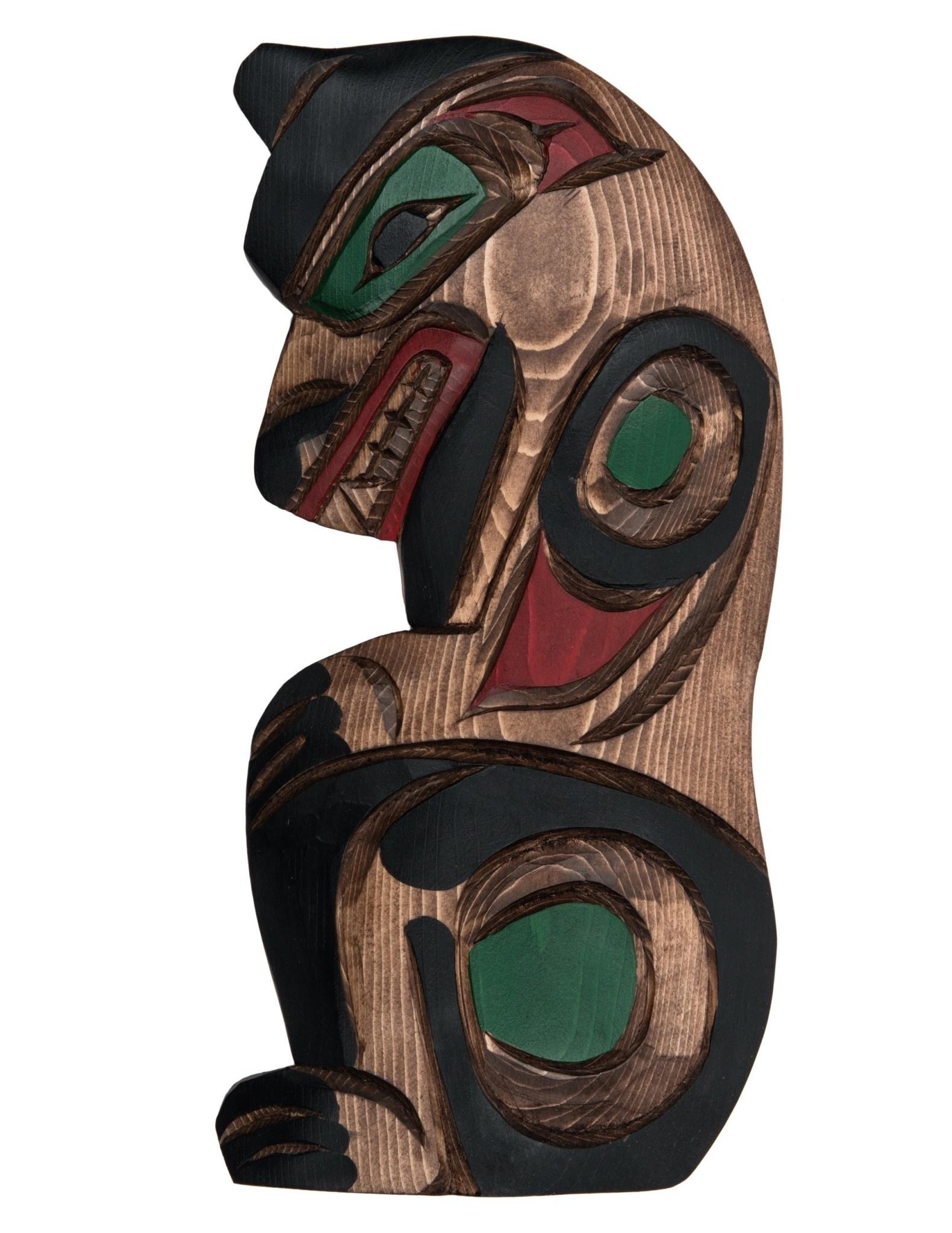 Kwakiutl Bear by George Matilpi