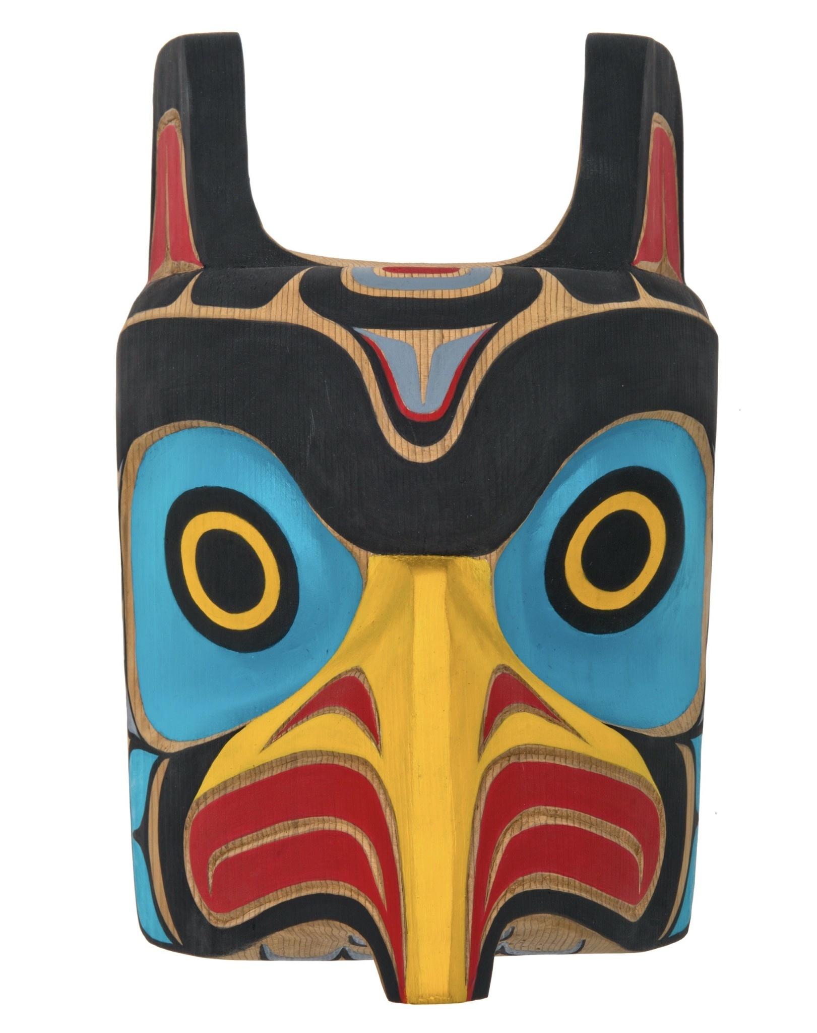 Kwak'waka'wakw Owl Mask