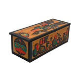 Kwak'waka'wakw Carved Box