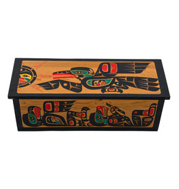 Kwak'waka'wakw Carved Box