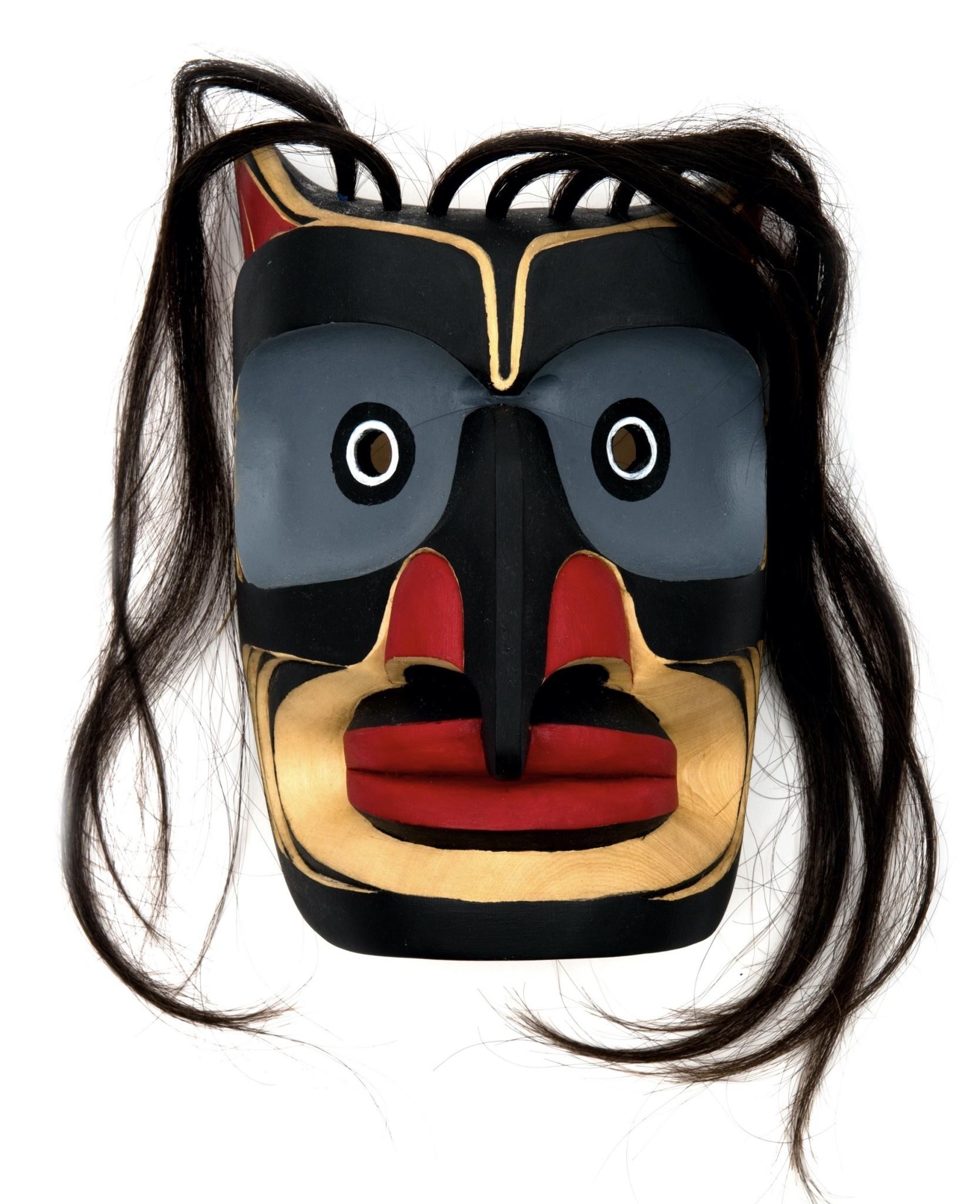 Kwak'waka'wakw Bugwas Mask