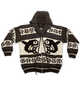 Orca Sweater with Hood