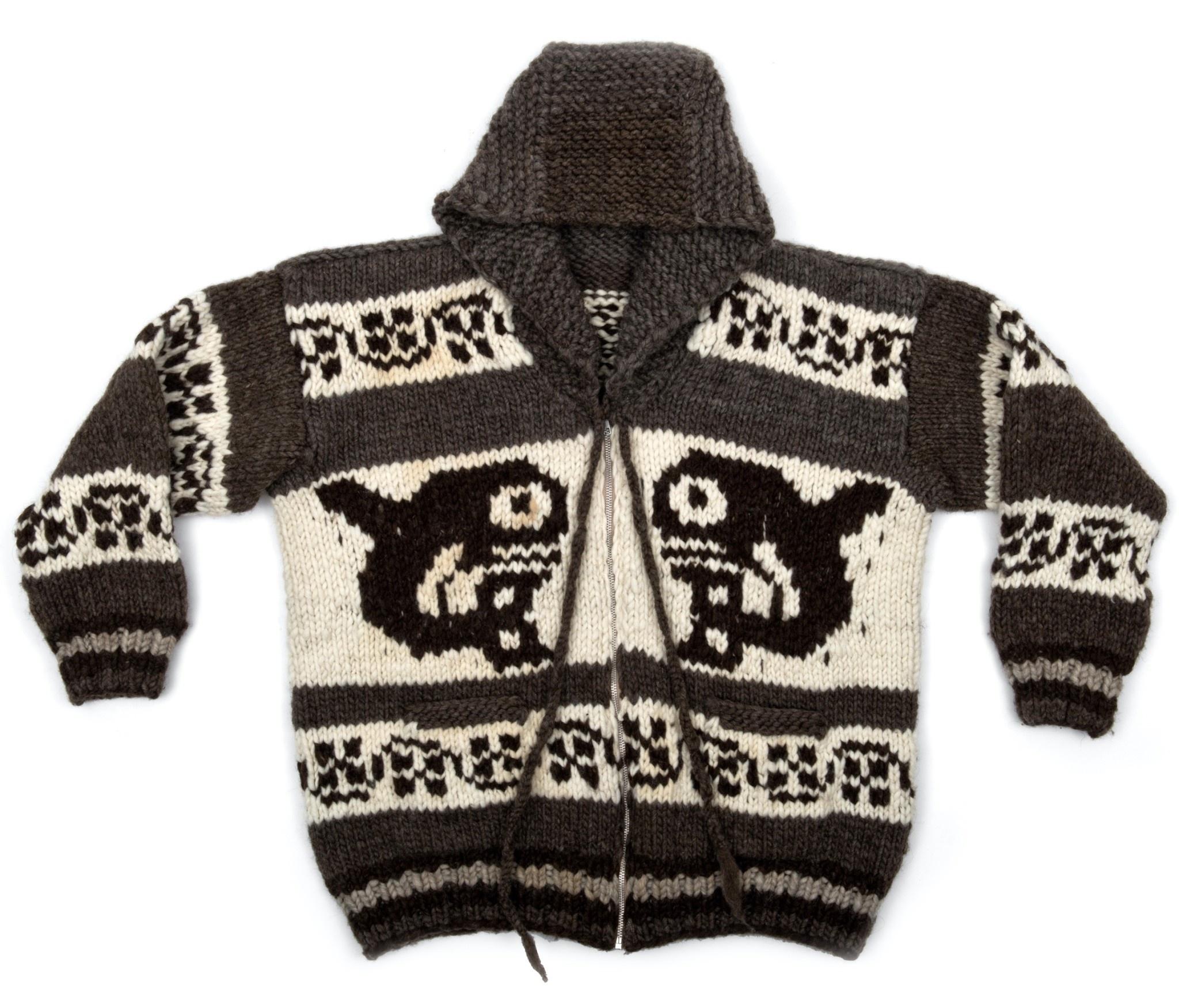 Orca Cowichan Sweater with Hood