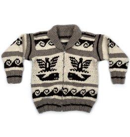 Medium Thunderbird / Orca Sweater