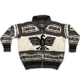 Plus size Eagle Sweater