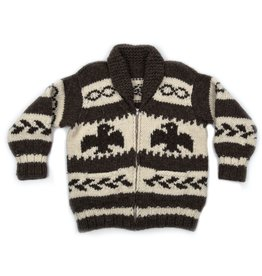 Large Eagle Sweater