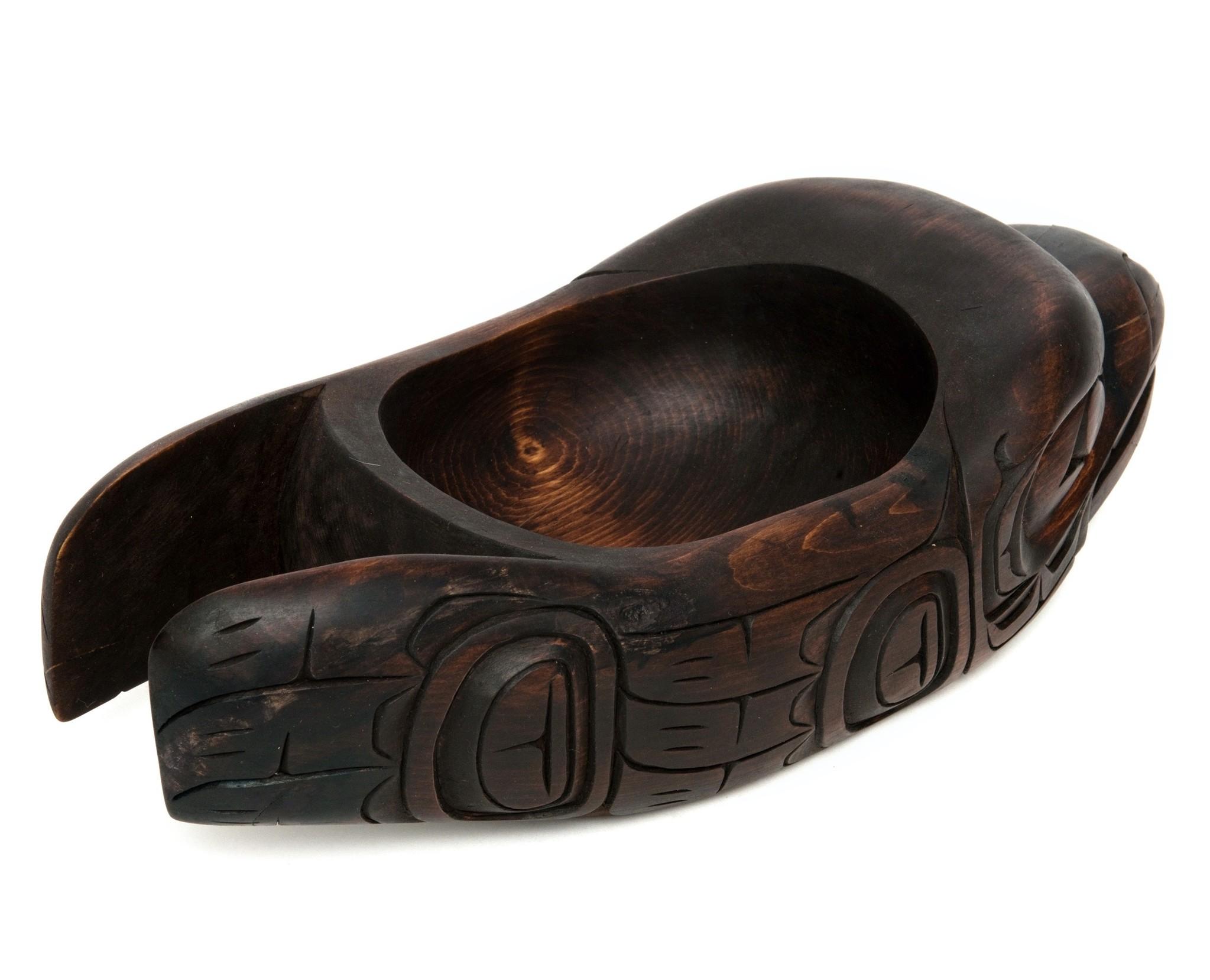 Kwak'waka'wakw Seal Bowl