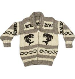 Small Orca / Thunderbird Sweater
