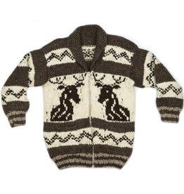 Medium Deer Head Sweater