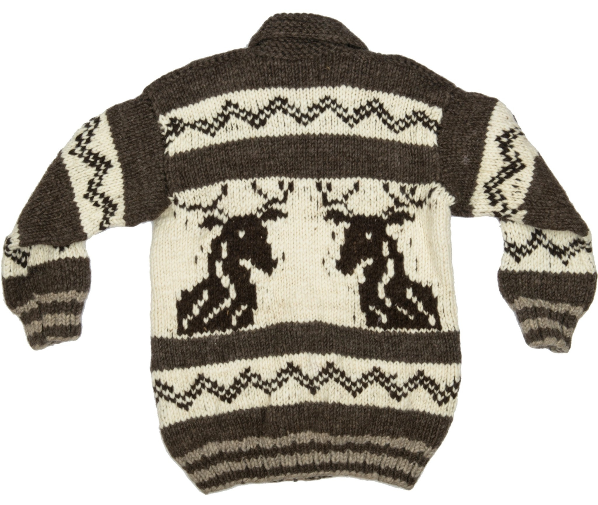 Medium Deer Head Sweater