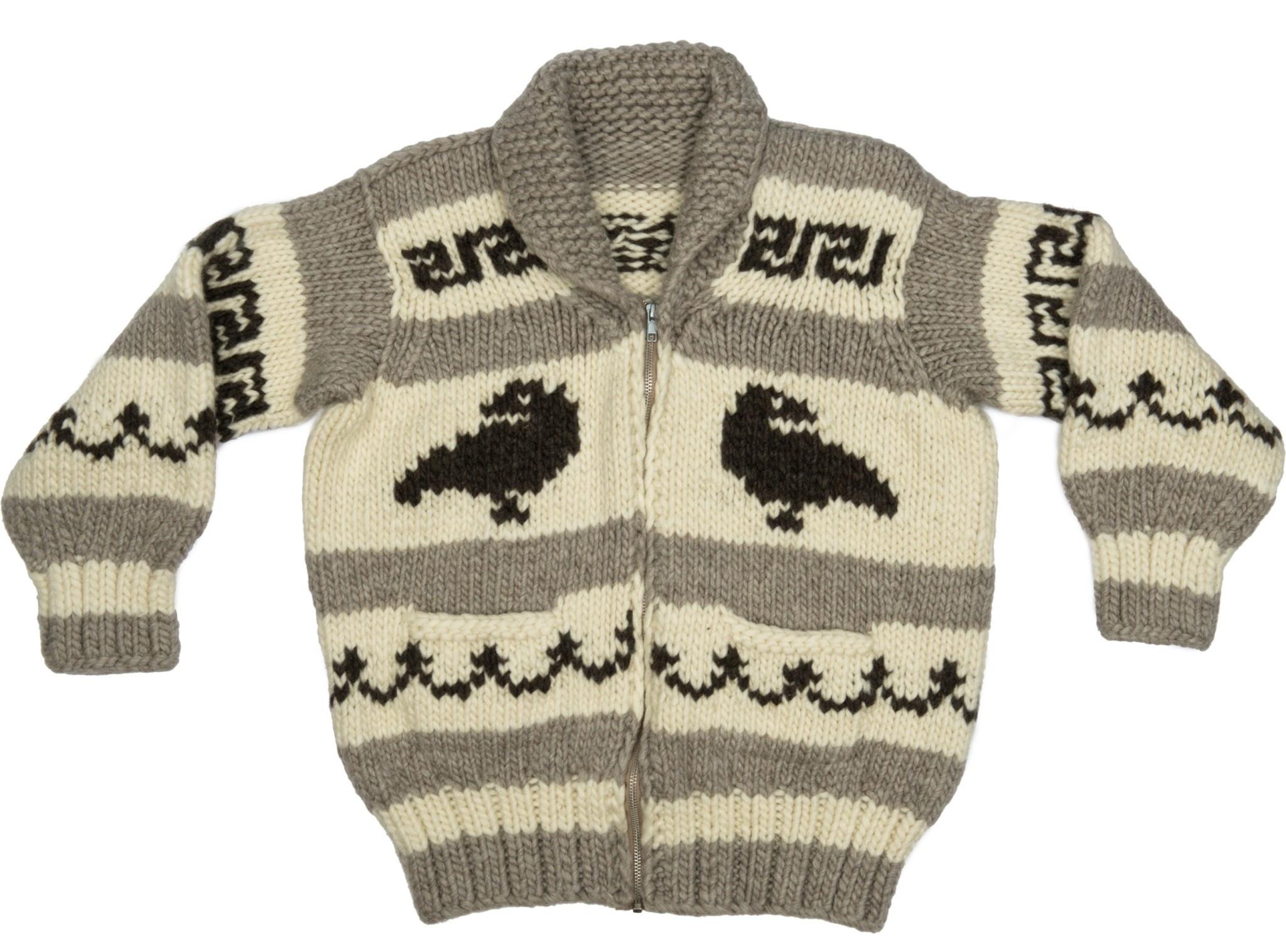 Small Raven Sweater