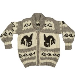 Medium Diving Whale Sweater