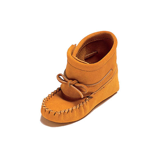 Infant Wrap Moccasins