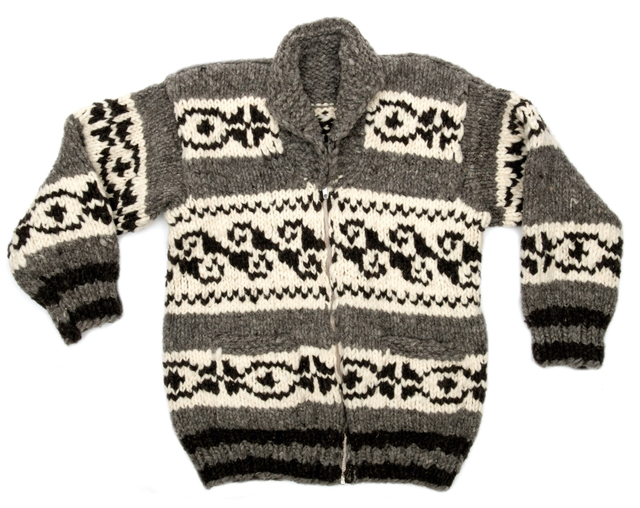 Small Wave Sweater