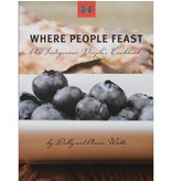 'Where People Feast' by Dolly and Annie Watts (Gitxsan/Nuchahnulth).