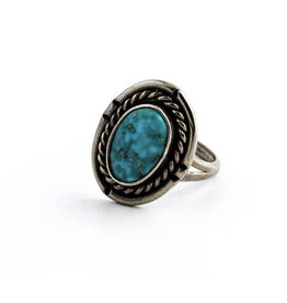 Classic 60's Morenci Ring (Vintage)