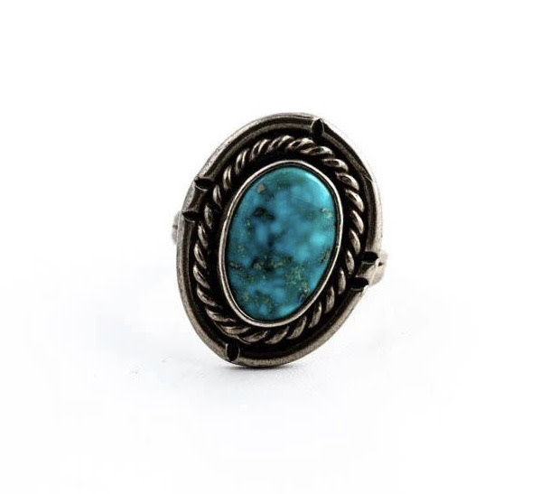 Classic 60's Morenci Ring