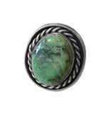 1970's Vintage Man's Denali Turquoise Ring
