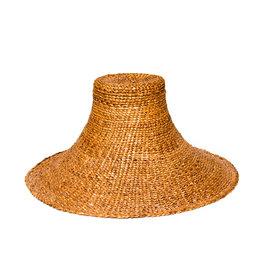 Traditional West Coast Cedar Bark Hat