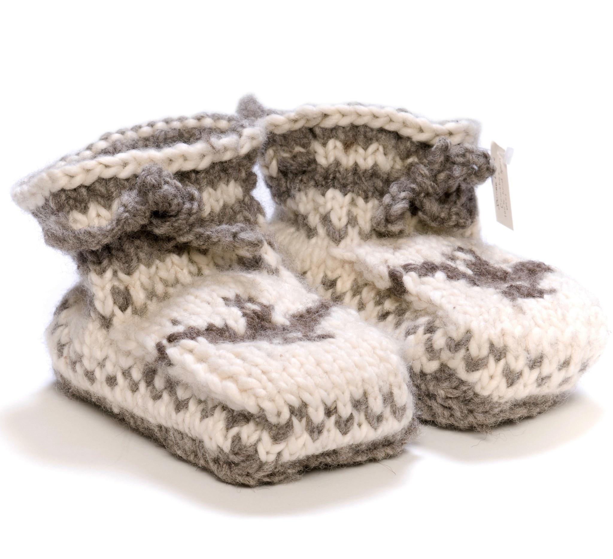 Cowichan Slippers