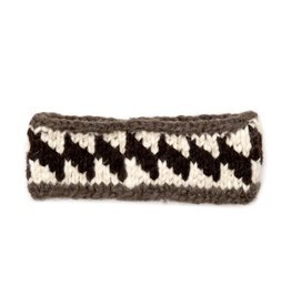 Cowichan Knit Headband