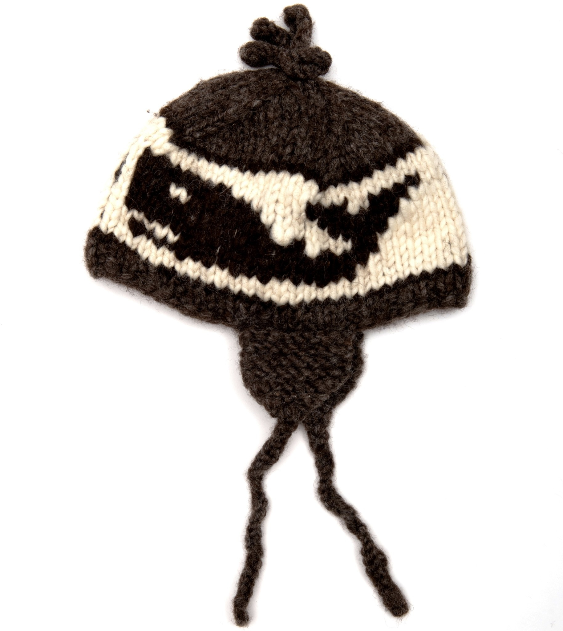Cowichan Toque with Ear Flaps helmet