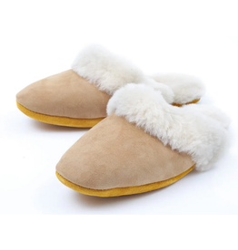Bastien Moccasins SHEEPSKIN SLIP ON